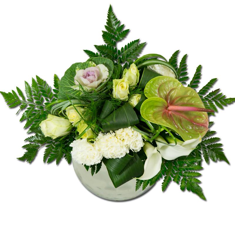 Bouquet Végétal  Généreux Bouquets