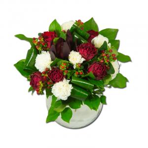 Ferveur Amoureuse  Généreux Par Occasion > Fleurs Saint Valentin