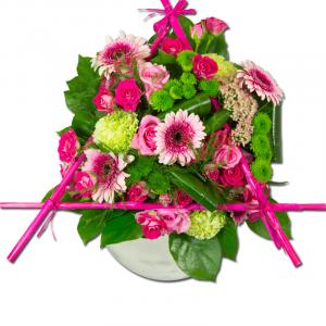 Trilogie de Roses  Généreux Bouquets