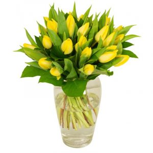 bouquet-de-tulipes-jaunes