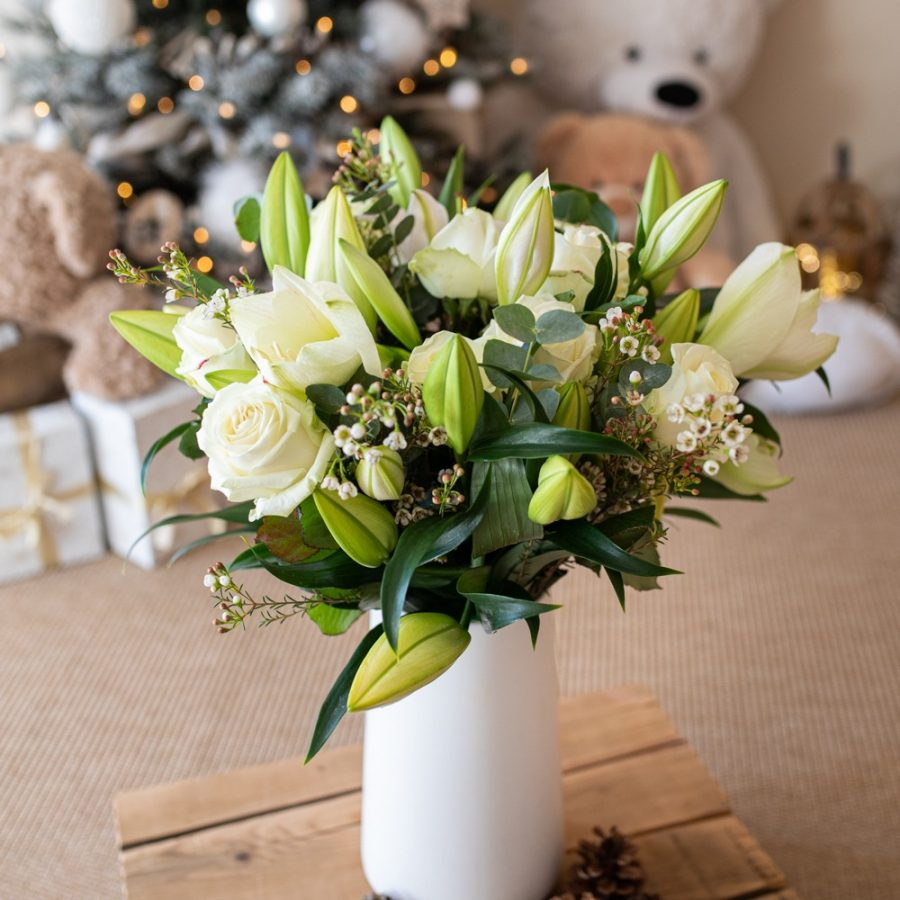 Elégante blancheur