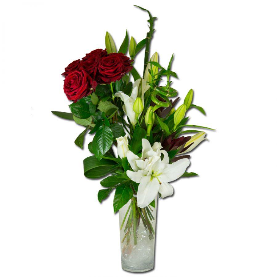 L'envolée Sentimentale  Généreux Par Occasion ></noscript> Fleurs Saint Valentin