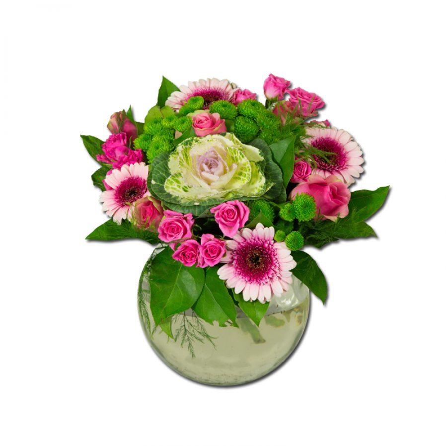 Tendre Mosaïque  Généreux Bouquets