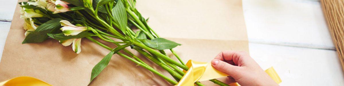 amaryllis--préparation-bouquet-livraison
