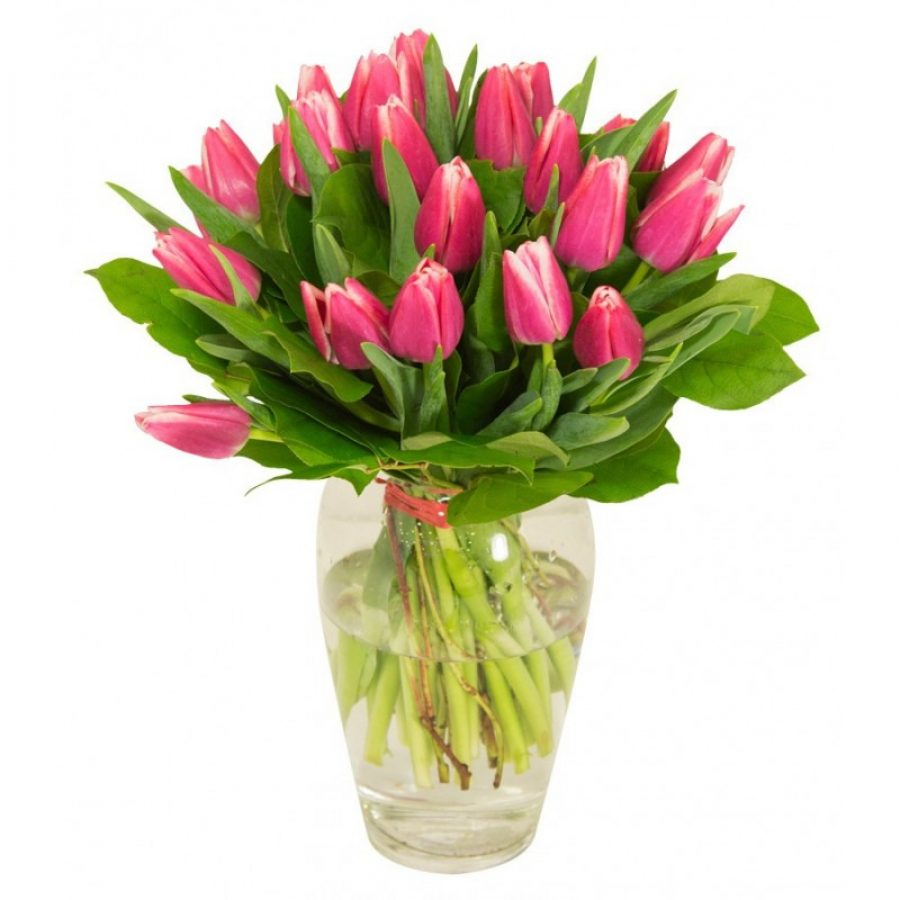 bouquet-de-tulipes-roses