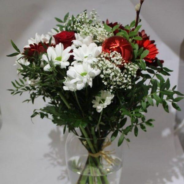 Noel feerie bouquet